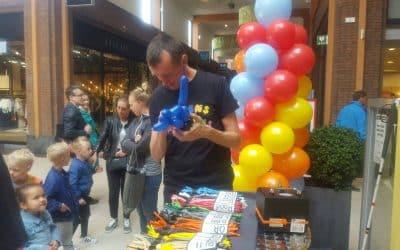 Hoofddorp Winkelstad steunt Stichting Running Blind
