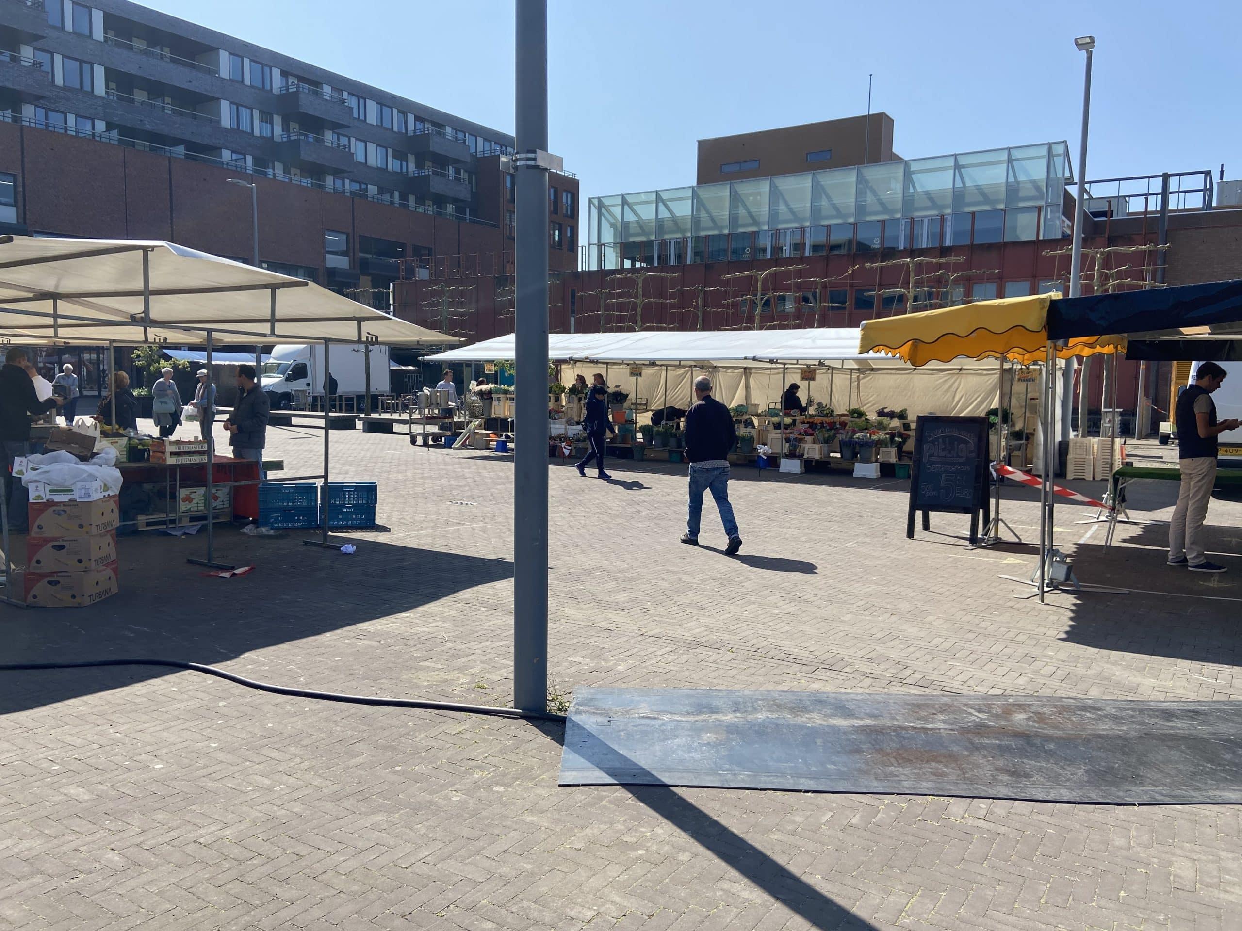 Weekmarkt Hoofddorp Centrum