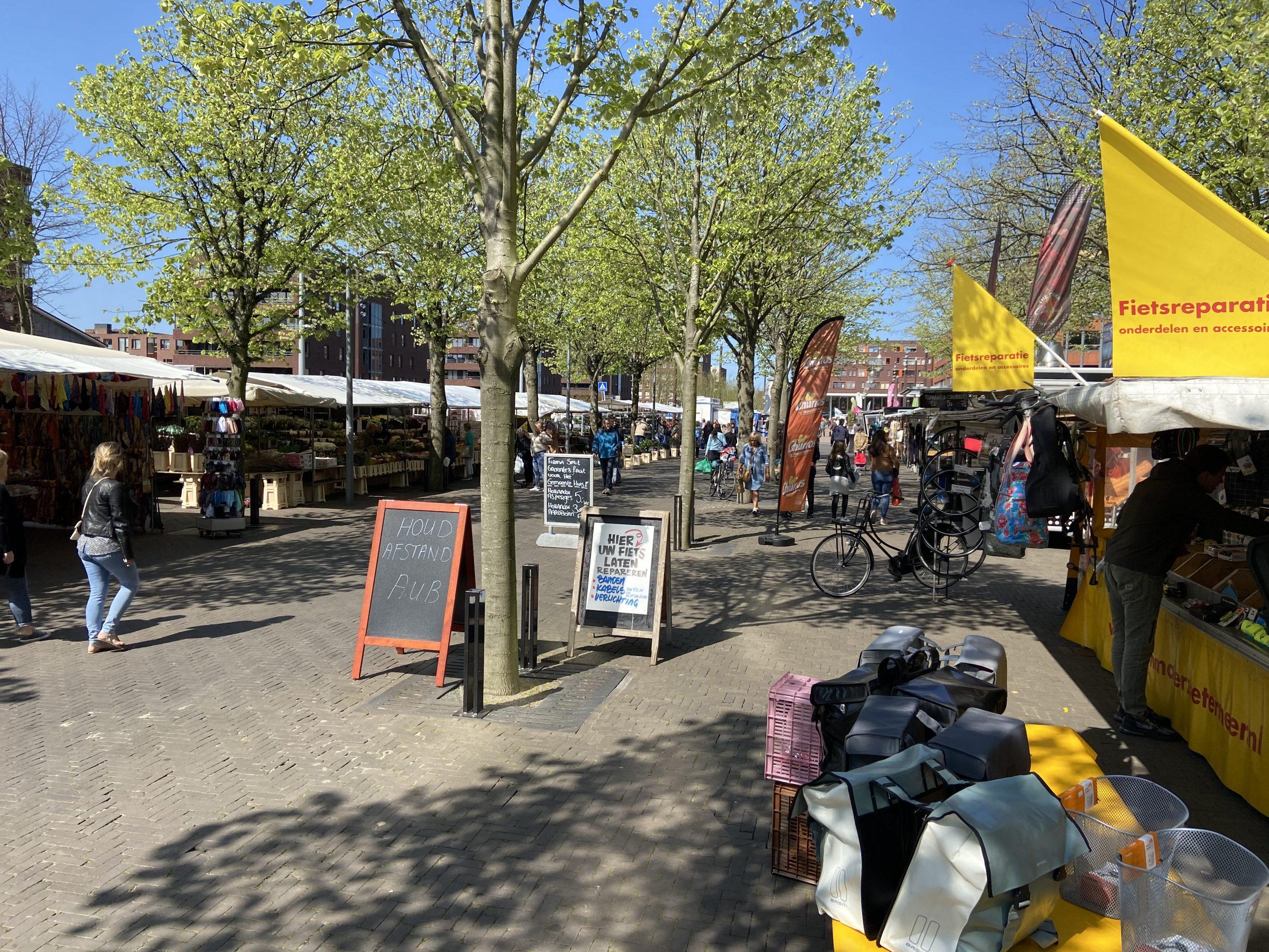 Hoofddorp Weekmarkt