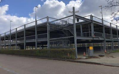 Parkeergarage Raadhuisplein Hoofddorp