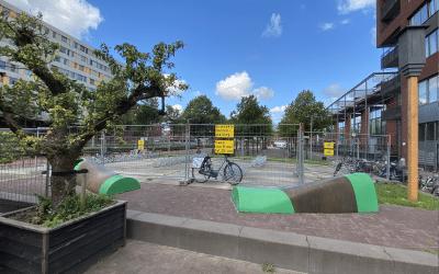 Bewaakte fietsenstalling Hoofddorp Winkelstad