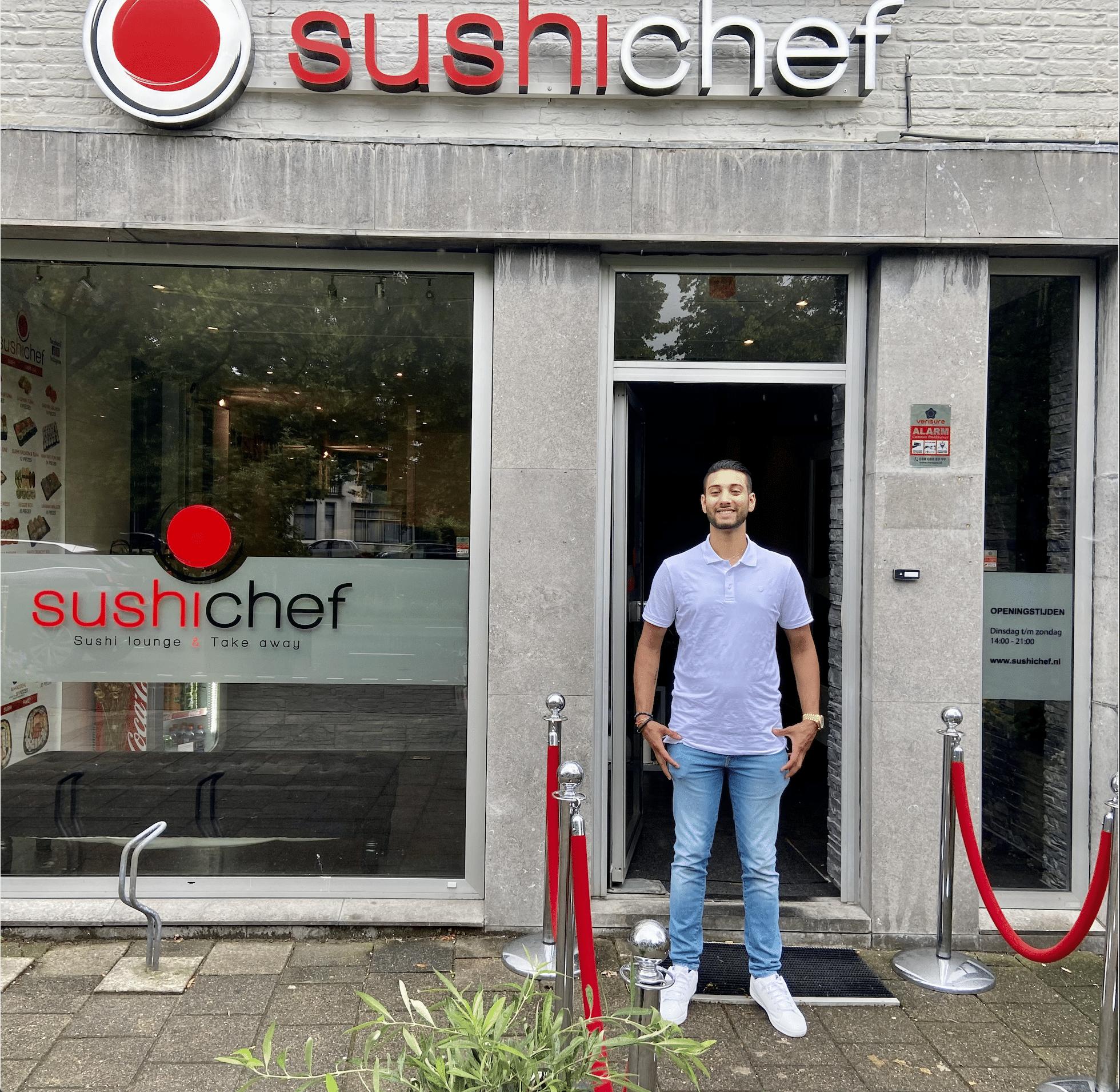 sushi bestellen in Hoofddorp
