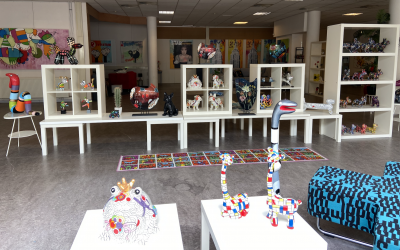 ArtChoices Kunstuitleen & Galerie is verhuisd