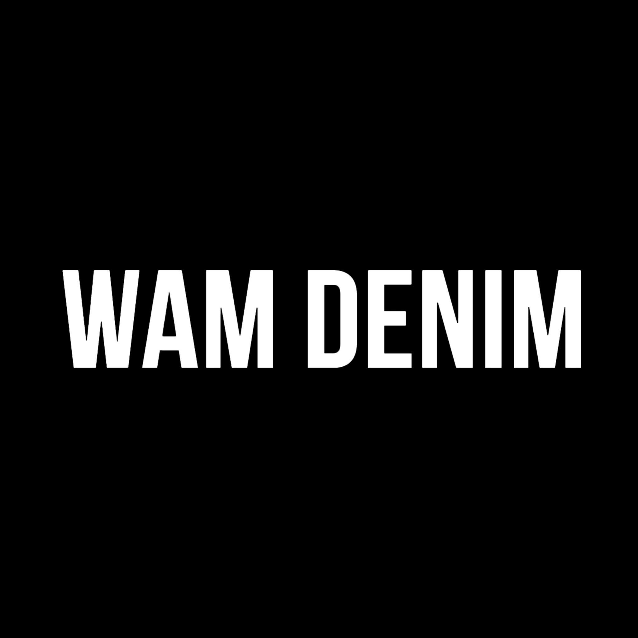 Logo Wam Denim